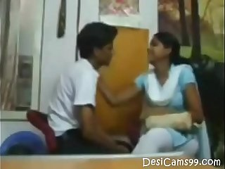 Young Boy Enjoying Sex with his Teacher Hot