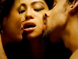 Netflix Indian Actress Anangsha Biswas & Priyanka Bose Sexy Threesome