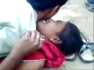 Desi tamil  Couple Fucking Outside,